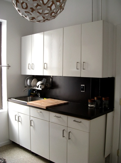 Formica Countertop Paint Pictures : How to: Paint a laminate kitchen countertop...maybe this can be a ...