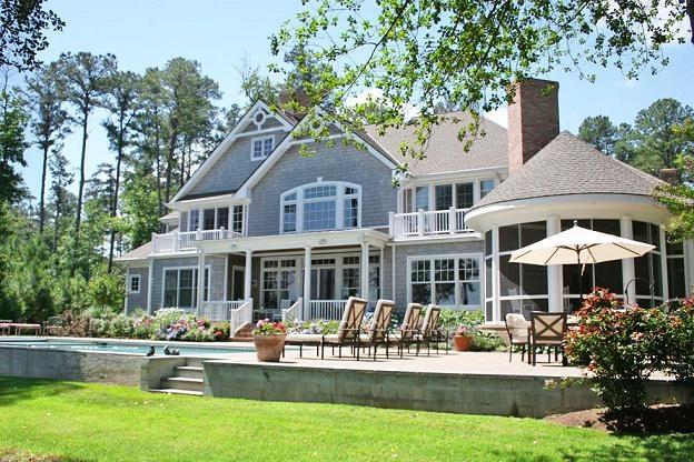 Hamptons Style Home Love Pinterest