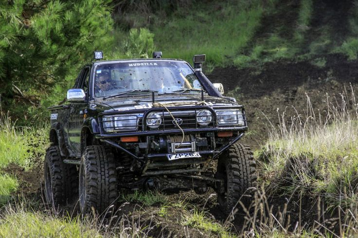 Toyota 4x4 | Toyota Off Road Vehicles, Parts and Reviews