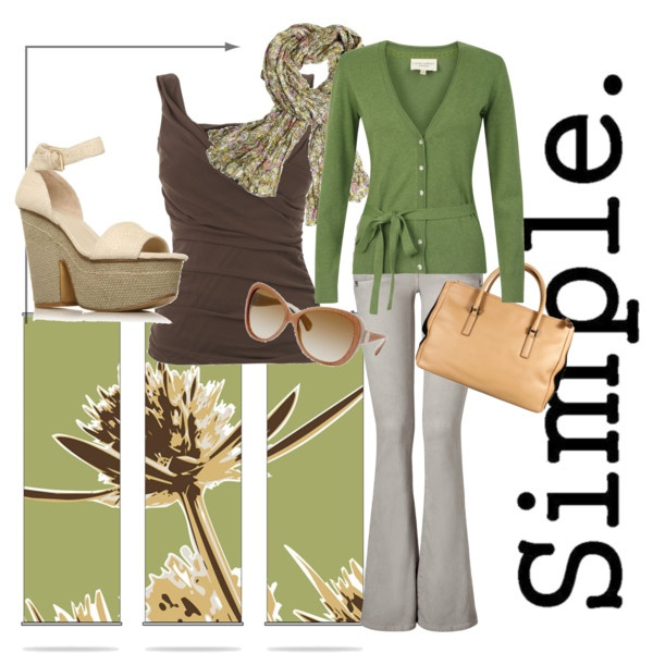 Simple, created by lolygro.polyvore.com