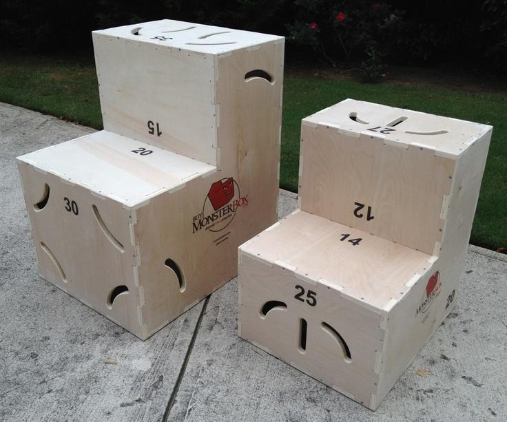 plyo box zelf maken