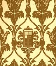 TARDIS in Sherlock wallpaper