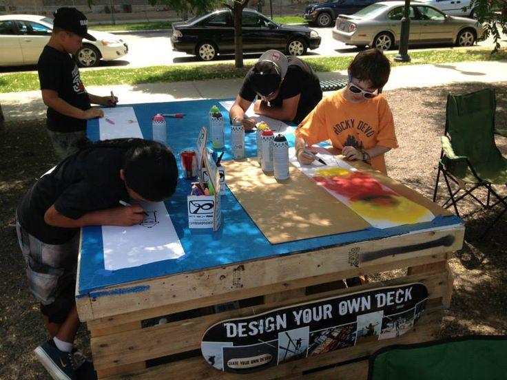 Deck designs design your own deck online for Design your own garage online