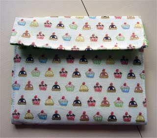 Kati Cupcake Bag Patterns - PursePatterns.com