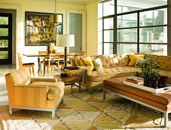 living room dining room combo  Decorating {Gold}  Pinterest