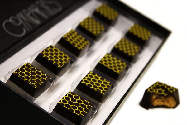 Compartes Peanut Butter Honey Sea Salt Truffles. You can customize ...