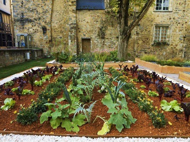 French vegetable garden garden pinterest for French vegetable garden design