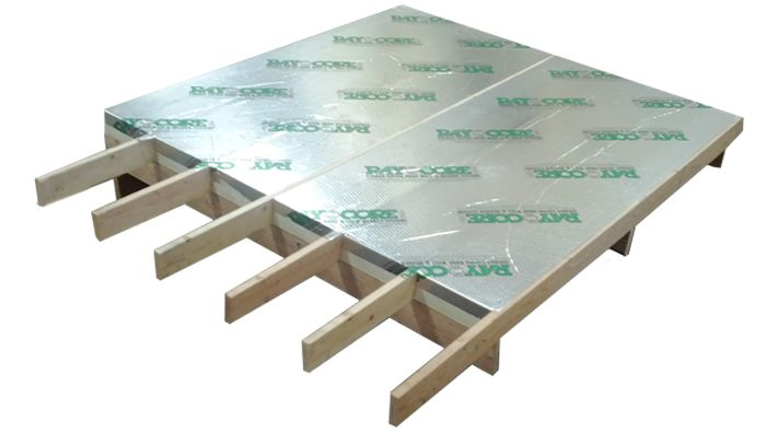 Sip Roof Panel Overhang Icf And Sip 39 S Construction