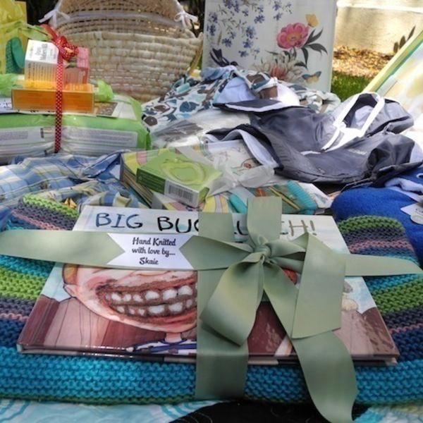 how to throw a no fuss baby shower
