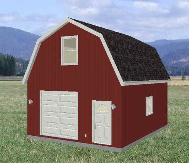 Barn Kit Barns Pinterest