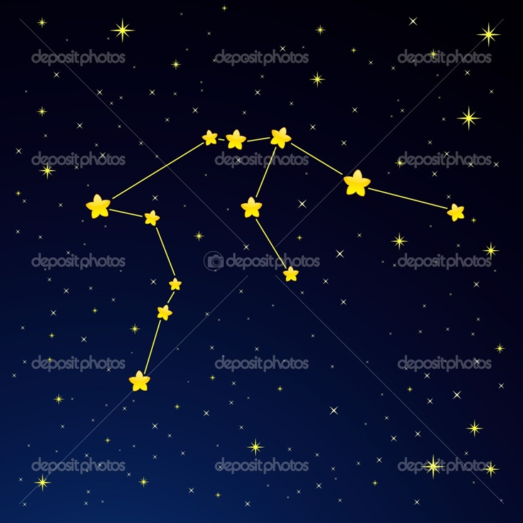 Водолей созвездие для тату