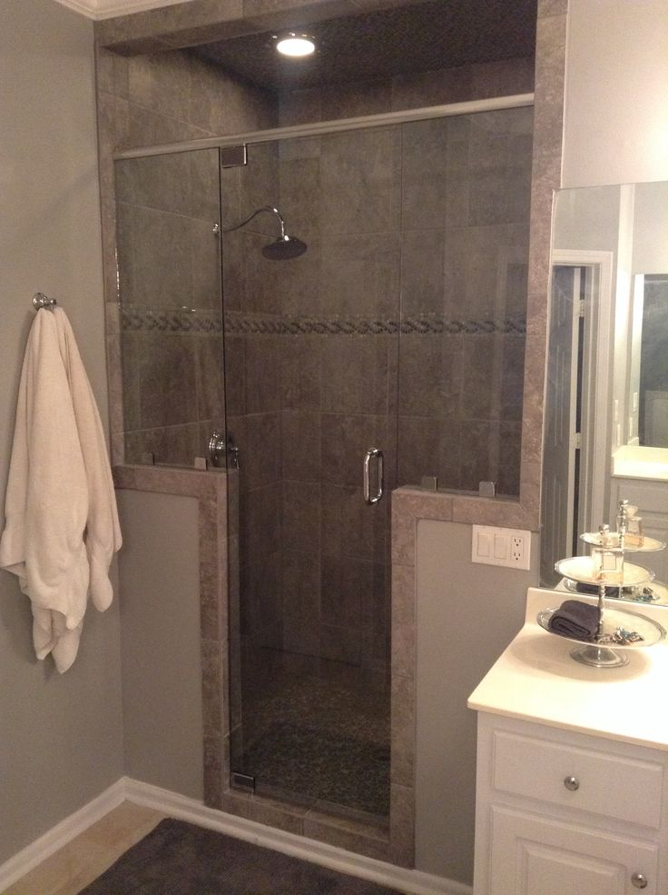 shower tile redo bathroom remodel pinterest