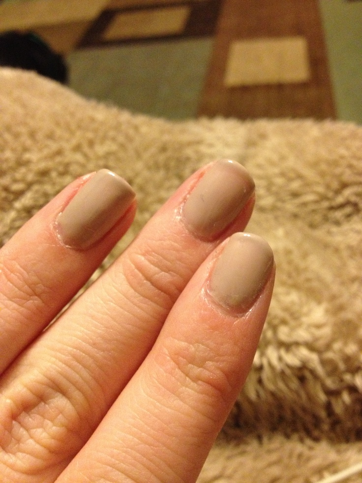 At home gel manicure soo easy | Stuff to Try | Pinterest