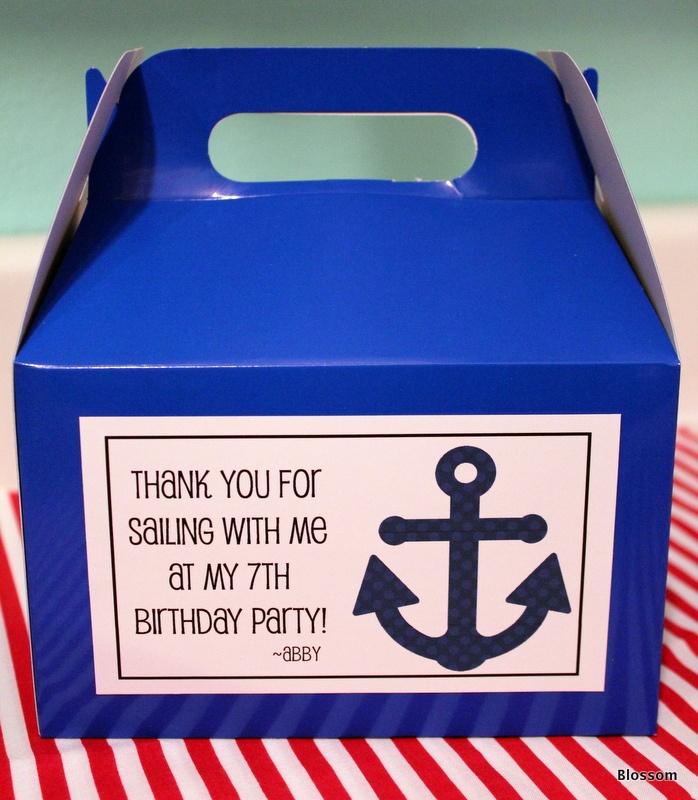 Favor Box Labels Paper Passion Invites Pinterest