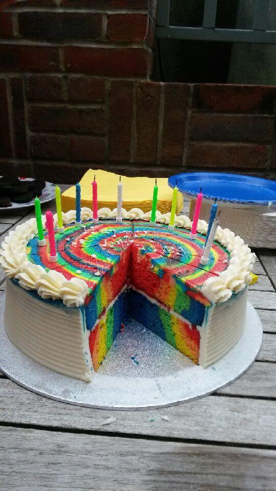 ... birthday cake rainbow cake rainbow angel birthday cake recipe dishmaps