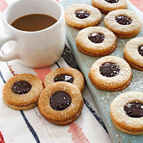 Linzer Cookies | Recipe