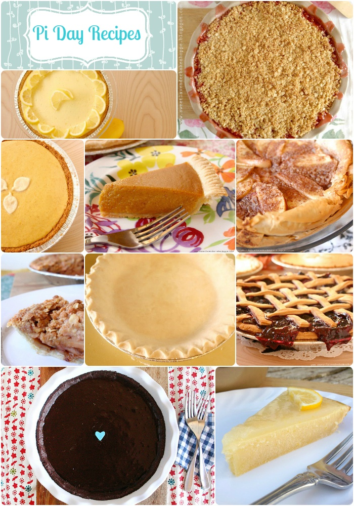 happy pi day| pie recipe roundup | a pie in the sky..... | Pinterest