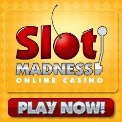 slot madness sign up bonus