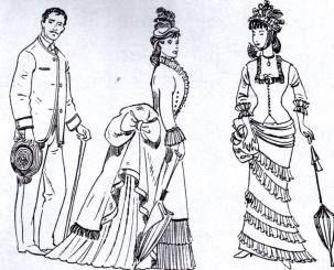 Modegeschichte des 19 jahrhunderts steampunk kleidung for Sessel 19 jahrhundert