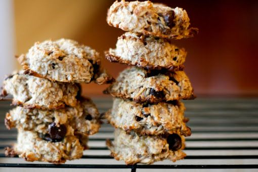 Une-deux senses: Nikki's Healthy Cookies | Recipies | Pinterest