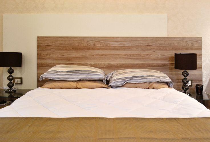 Cabeceras de melamina nuestros trabajos pinterest - Cabecera para cama ...