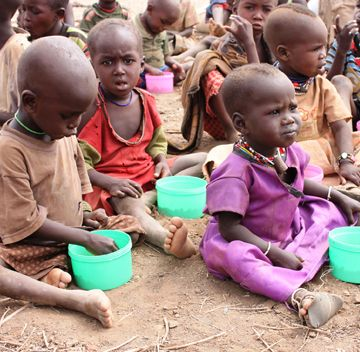 malnutrition a major threat The clock is ticking for food security and development agencies to address the situation in south kivu, and to break the cycle of malnutrition crises and emergency responses.