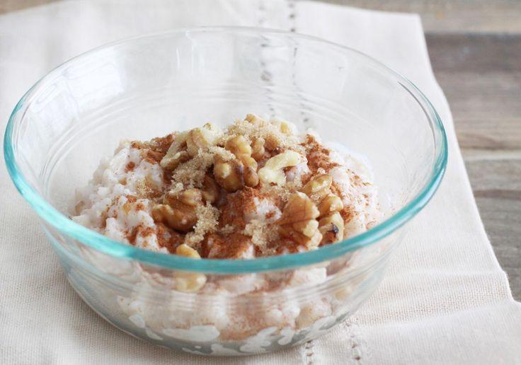 rice pudding sutlijash coconut arborio rice pudding creamed rice ...