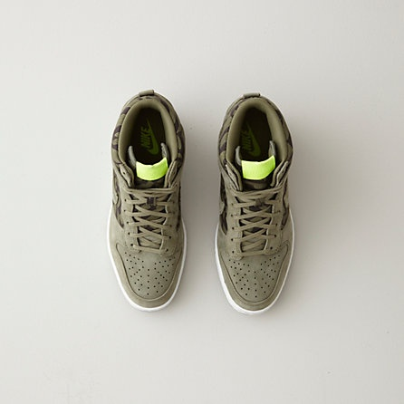 Nike Liberty Dunk Sky Hi Wedge  Womens Shoes   Steven Alan