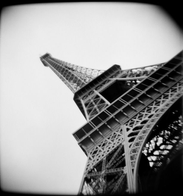 All images were shot with my Holga camera,