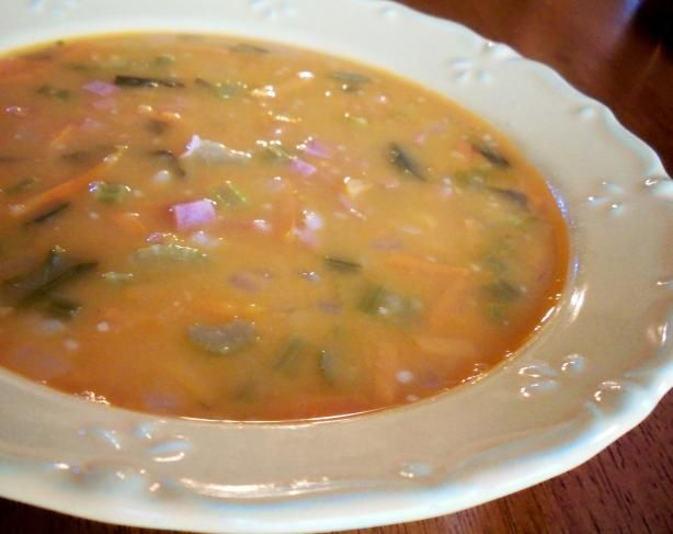 Hour Ham and Bean Soup from Food.com: Made this one up myself, from ...
