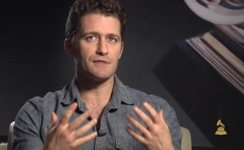 Exclusive GRAMMY.com Interview With Matthew Morrison | GRAMMY.com
