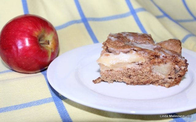 02 Sep 2012: Romanian Apple Cake. LOVE it!! Will be moving this to my ...