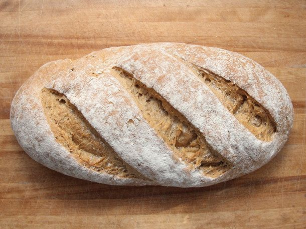 Rye Bread with Molasses and Caraway | Serious Eats : Recipes