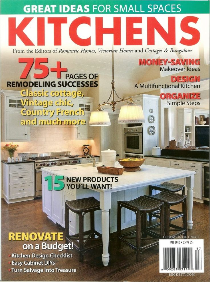 Kitchen Magazines Amusing With Kitchen Design Magazines Pictures