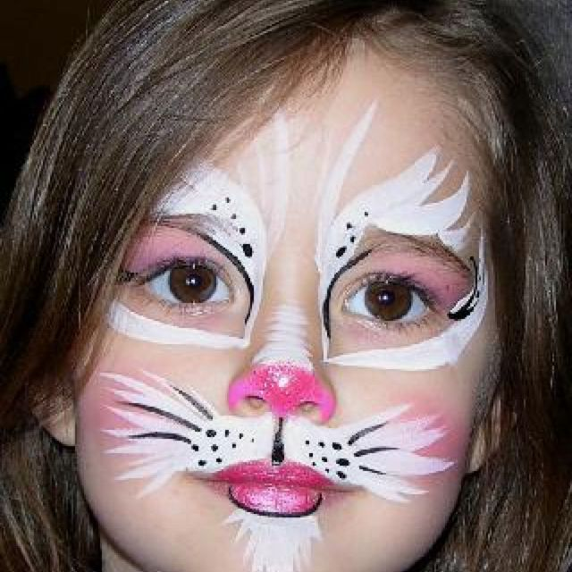 how to draw a simple cat face for halloween