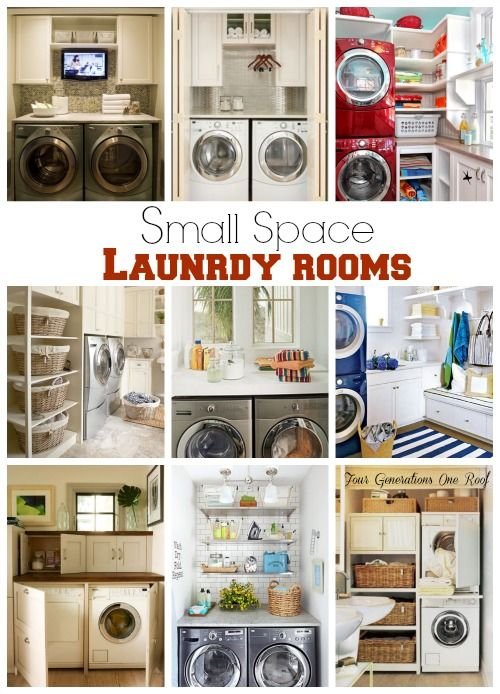 Small space laundry room ideas - Laundry basket ideas for small space ideas ...