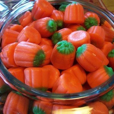 Fav Halloween candy