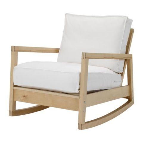 Ikea rocking chair  Baby Cute  Pinterest