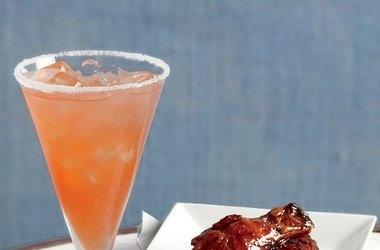 Tequila-Cranberry Cooler — Punchfork | Drinks | Pinterest