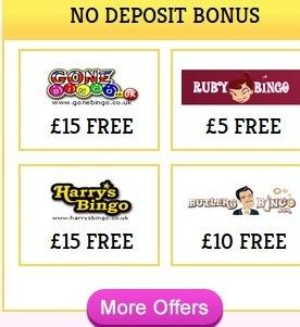 free bingo no deposit uk 2017