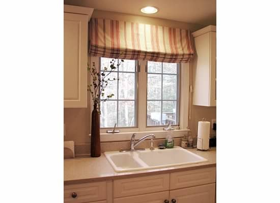 Kitchen window treatment decorating ideas pinterest - Pinterest kitchen window treatments ...