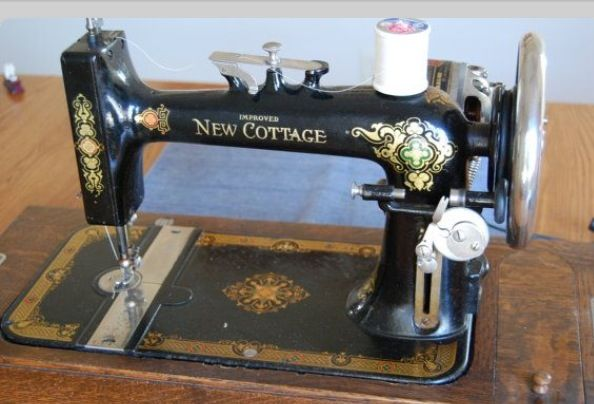 new cottage sewing machine