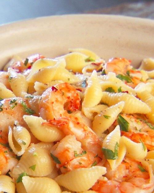 Shrimp Scampi | Recipe