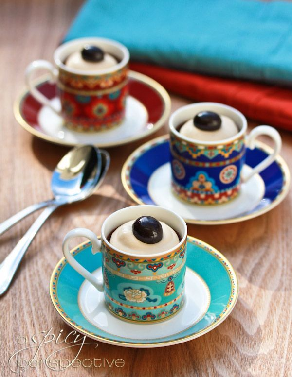 Pots de Creme ~ Espresso Creme | Recipe