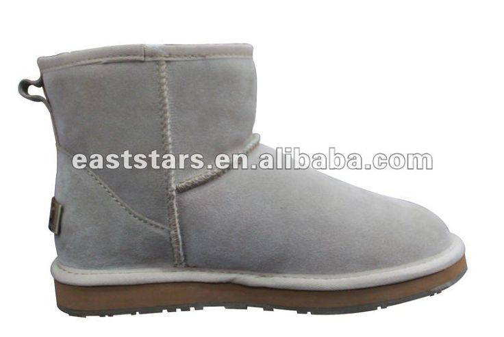 high quality snow wool boots, sheepskin boots $30~$50