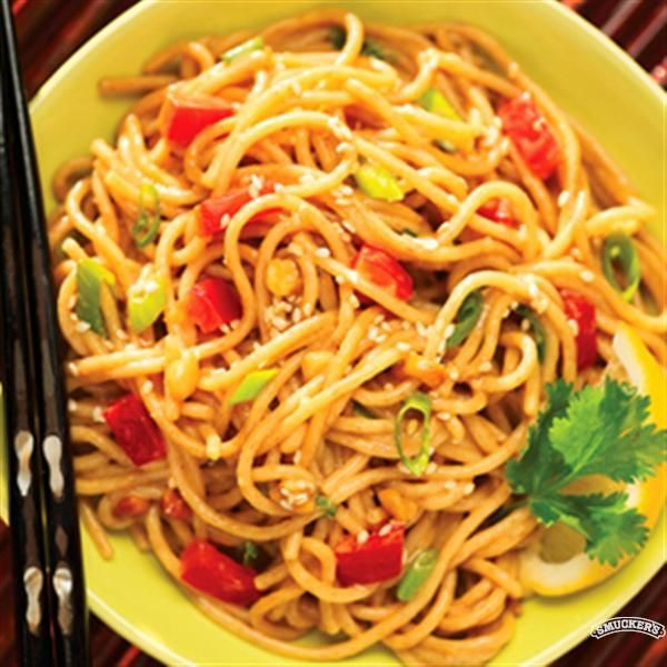 Asian Peanut Noodles from Smucker's®