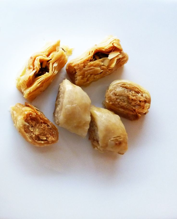 Pistachio, Dates and Rose Water Baklava © Recipe and photo Khadeejah ...