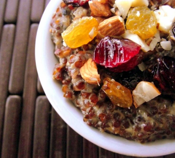 Golden Quinoa Salad With Radish, Dill & Avocado Recipe ...