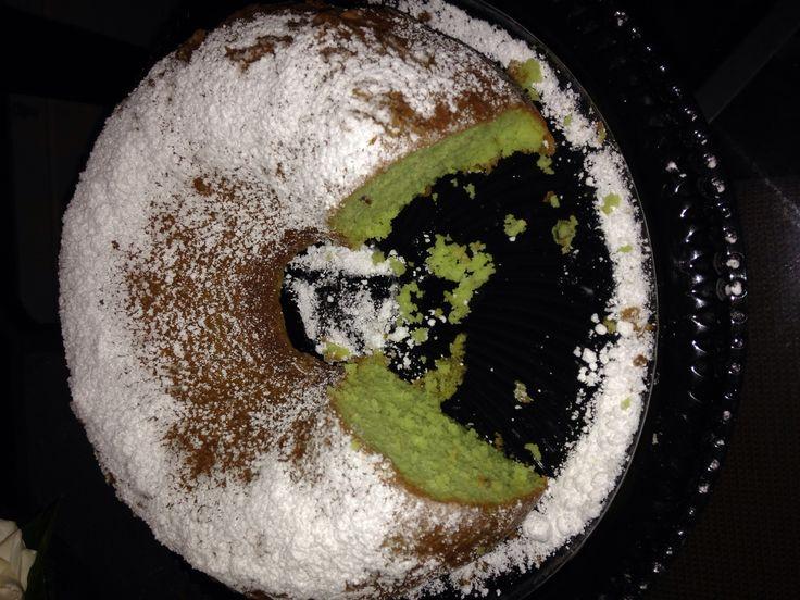 Pistachio Bundt Cake | Everything Pistachio | Pinterest