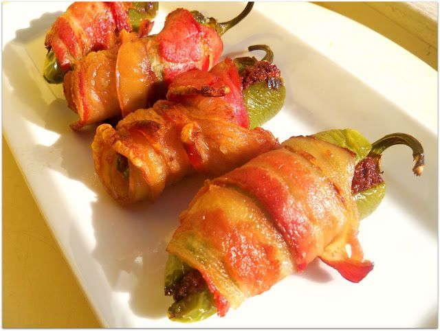 Chorizo Stuffed Jalapenos Recipe — Dishmaps
